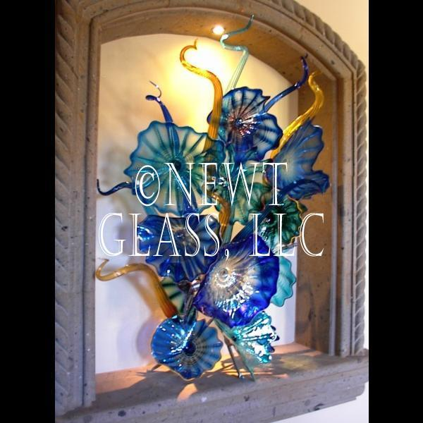 Wall Decor Glass Plates : Wall art plates